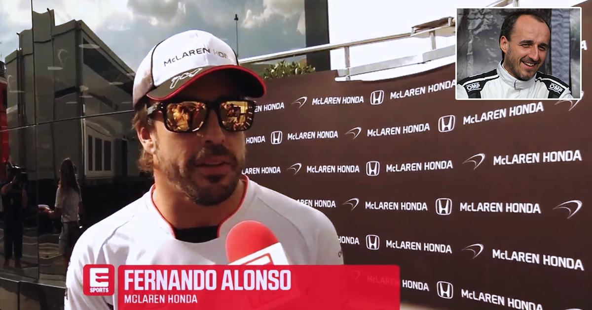 Alonso Kubica stara się podtrzymać adrenalinę, startuje w rajdach [WIDEO]