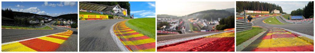 Eau-Rouge Circuit de Spa-Francorchamps