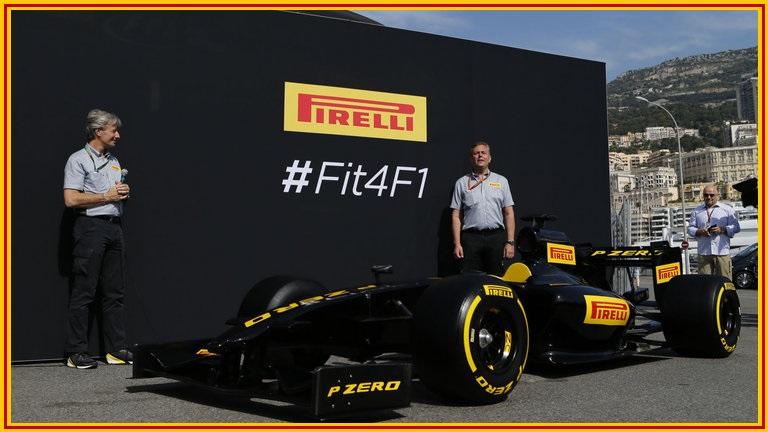 pirelli tyres monaco f1