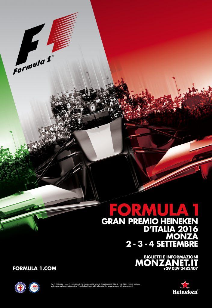 F1 Monza 2016