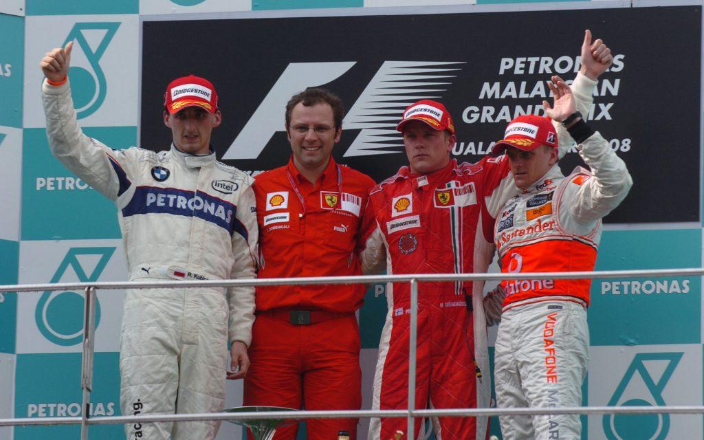 2008 f1 gp malaysia