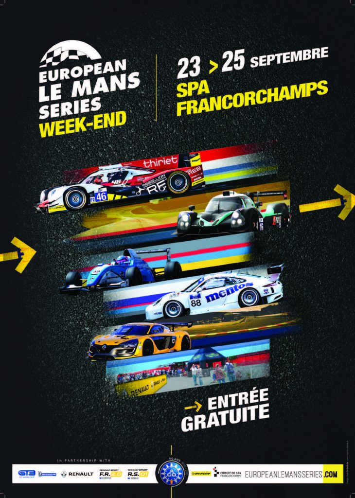 Spa poster