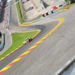 Renault Sport Trophy - Spa-Francorchamps Piatek trening