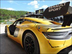Robert Kubica & Christophe Hamon - Renault Sport R.S. 01 Renault Sport Trophy - 190916-02