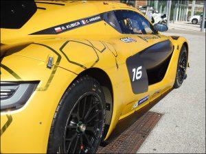 Robert Kubica & Christophe Hamon - Renault Sport R.S. 01 Renault Sport Trophy - 190916-05 Duqueine Engineering