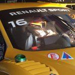 Robert Kubica - Renault Sport Trophy 23.09.2016 Trening 01