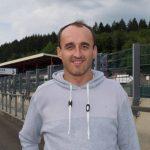 Robert Kubica już na torze SpaFrancorchamps Renault Sport Trophy