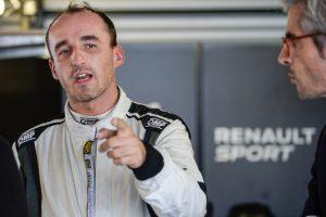 Robert Kubica dla Autosport Mam więcej ofert ze świata wyścigów