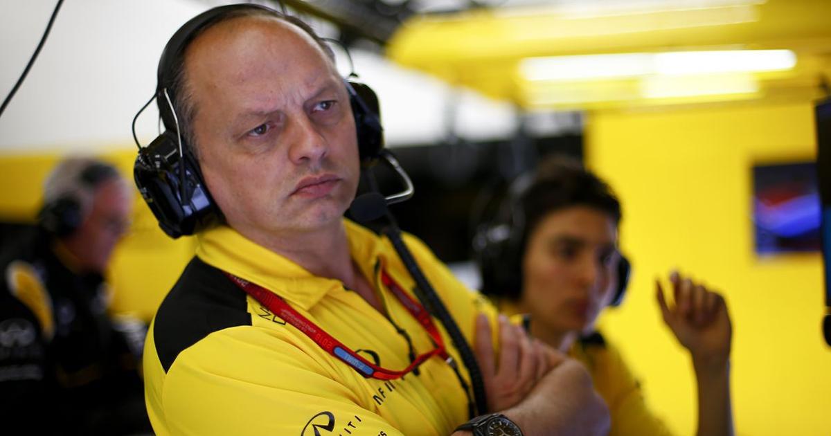 """Szef Renault o Kubicy: """"Musimy się spotkać i szczerze porozmawiać o przyszłości"""""""