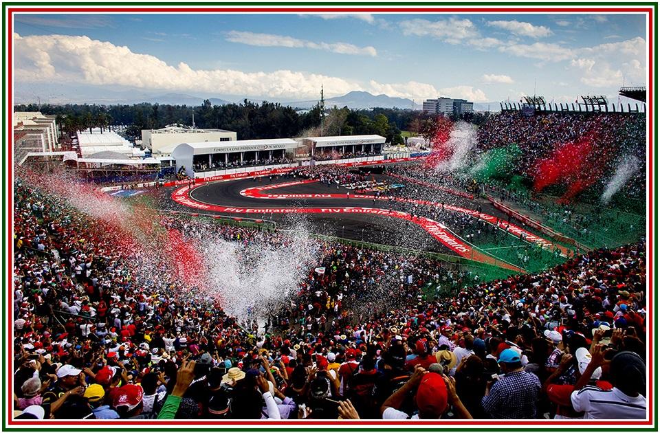 Mexican F1 Grand Prix