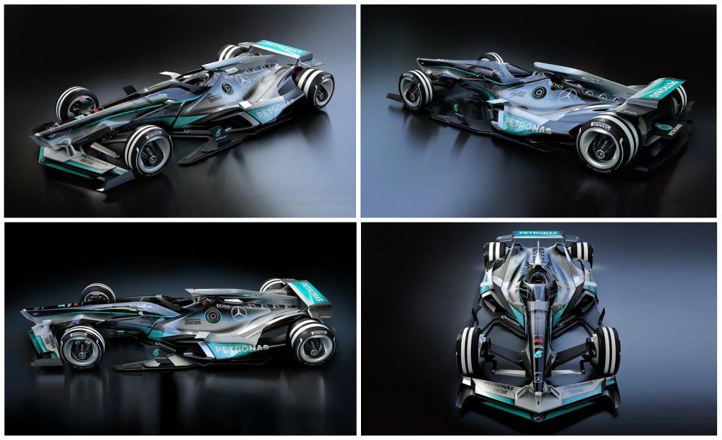 F1 2030...