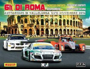 Kubica 6th di Roma Autodromo di Vallelunga