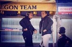 Robert Kubica - podsumowuje 6h Di Roma 2016