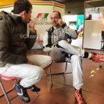 Robert Kubica Autodromo Vallelunga 6h di Roma