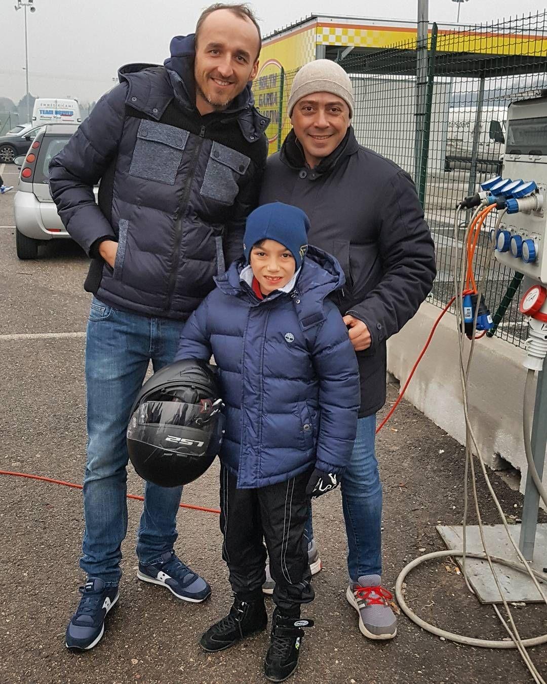 Robert Kuica - South Garda Karting w Lonato - Massimiliano Ruggeri