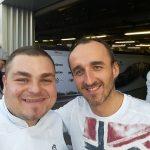Robert Kubica 24h Dubai