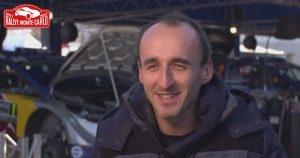 Kubica: Kilka startów w rajdach będzie dla mnie dobrą opcją