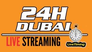 Live Streaming & Live Timing - 24H Dubai 2017 - Robert Kubica Klub Kibiców