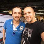 Robert Kubica 24h Dubai piątek12
