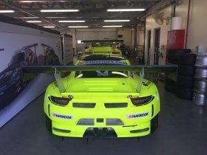 Robert Kubica 24h Dubai Porsche