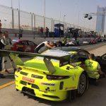 Robert Kubica 24h Dubai czwartek