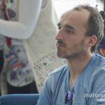 Robert Kubica 24h Dubai czwartek15