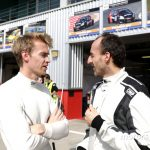 Robert Kubica 24h Dubai czwartek16