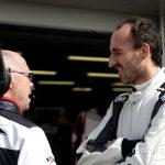 Robert Kubica 24h Dubai czwartek17