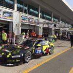 Robert Kubica 24h Dubai czwartek2