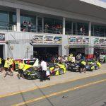 Robert Kubica 24h Dubai czwartek3
