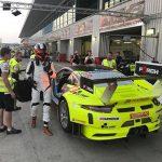 Robert Kubica 24h Dubai czwartek6
