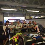 Robert Kubica 24h Dubai czwartek7