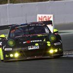 Robert Kubica 24h Dubai czwartek8