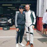 Robert Kubica 24h Dubai piątek11