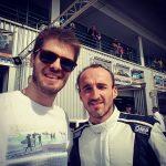 Robert Kubica 24h Dubai piątek14