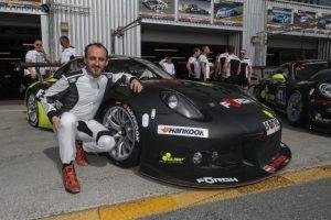 Robert Kubica 24h Dubai piątek19