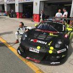 Robert Kubica 24h Dubai piątek2