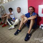 Robert Kubica 24h Dubai piątek31