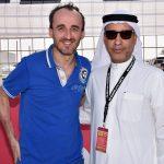 Robert Kubica 24h Dubai piątek35
