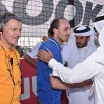 Robert Kubica 24h Dubai piątek36