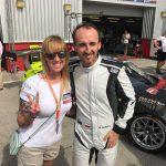 Robert Kubica 24h Dubai piątek4