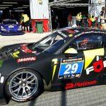 Robert Kubica 24h Dubai test 3