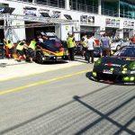 Robert Kubica 24h Dubai test 5