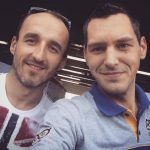 Robert Kubica-Boris Miljevic 24h Dubai