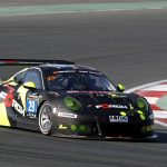 Robert Kubica & Forch Racing - zapoznanie i trening 24h Dubai 2017