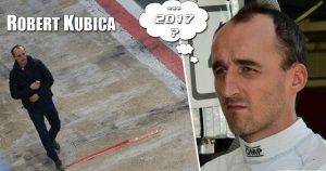 Robert Kubica : Jeśli się nie uda w wyścigach - zajmę się czymś innym