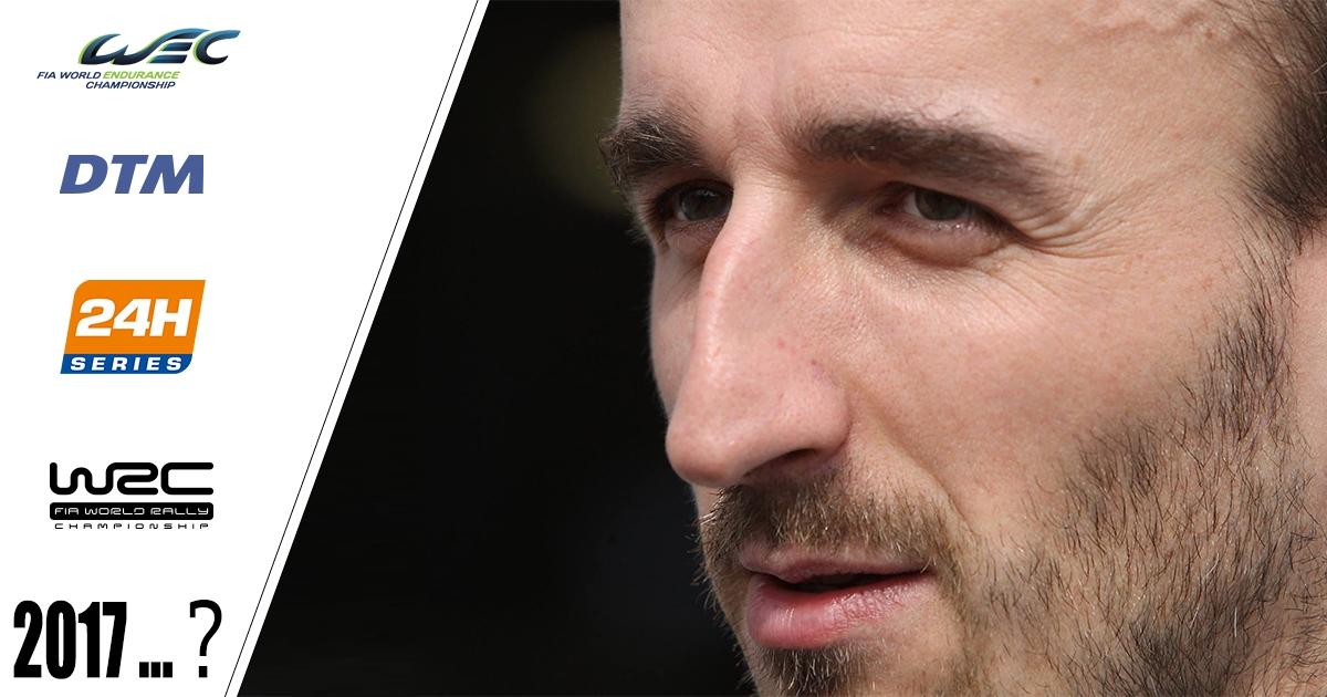 Robert Kubica w walce o miejsce w motorsporcie - klubowe rozmowy o przyszłości.