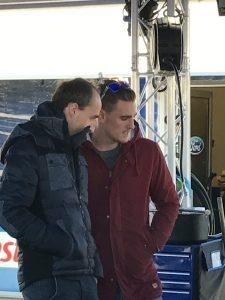 Robert Kubica Rallye Monte Carlo 2017