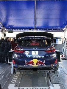 Kubica Rallye Monte Carlo 2017