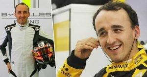 Robert Kubica Chciałbym przetestować samochód F1